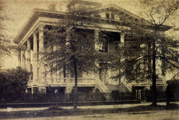 Bellamy Mansion in 1890